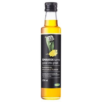 スマークリーク 菜種油, ワイルドガーリック, 250 ml