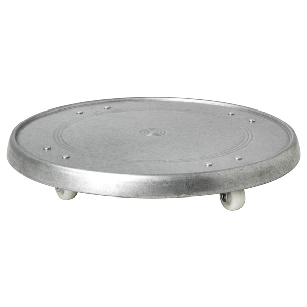 SOCKER ソッケル プラントムーバー, 室内/屋外用/亜鉛メッキ, 31 cm