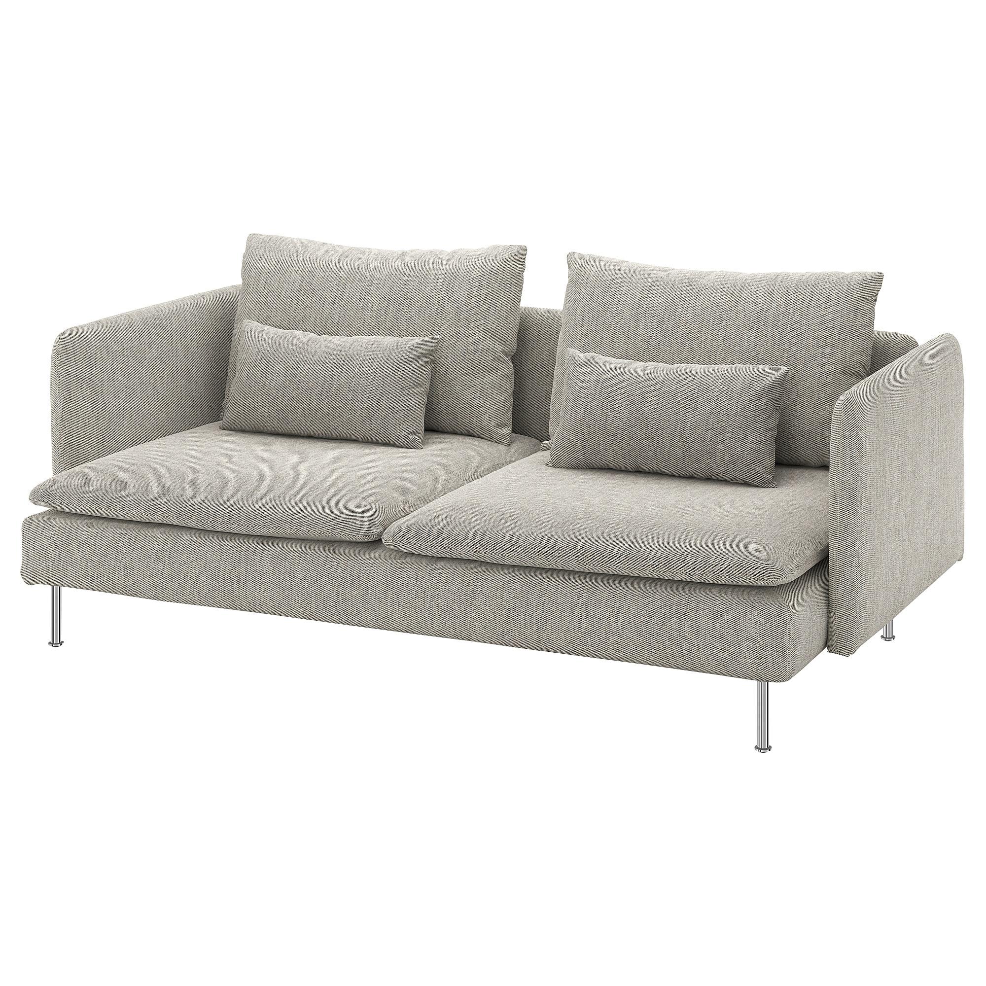 IKEA SODERHAMN (ソーデルハムン)3人掛けソファ