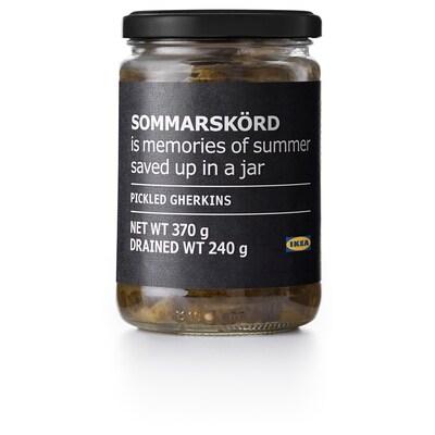 ソマルショールド キュウリのピクルス, 370 g