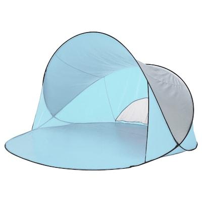 ソッマルヴィンド ポップアップテント, ライトブルー, 230x200x130 cm