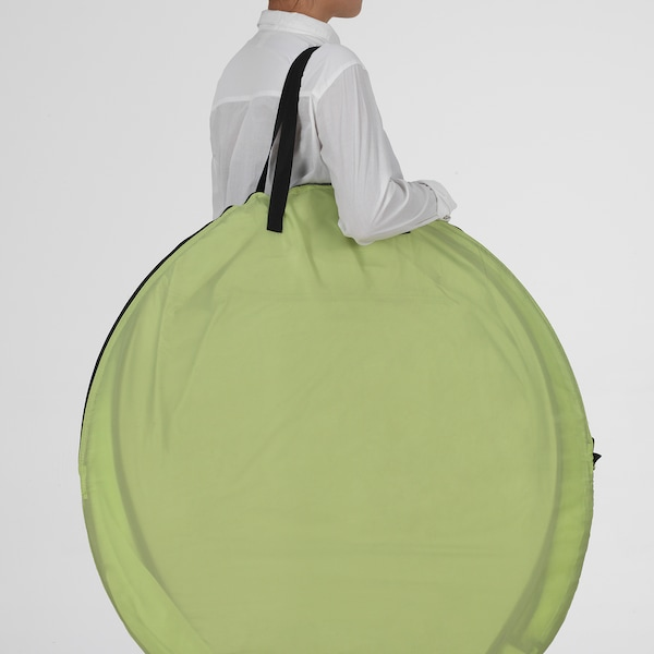 SOMMARVIND ソッマルヴィンド ポップアップテント, ライトグリーン, 230x200 cm