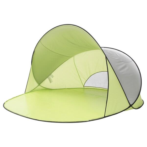 ソッマルヴィンド ポップアップテント ライトグリーン 230 cm 200 cm 130 cm 2.05 kg