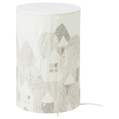 STRÅLA ストローラ LEDテーブルランプ, 景色, 30 cm