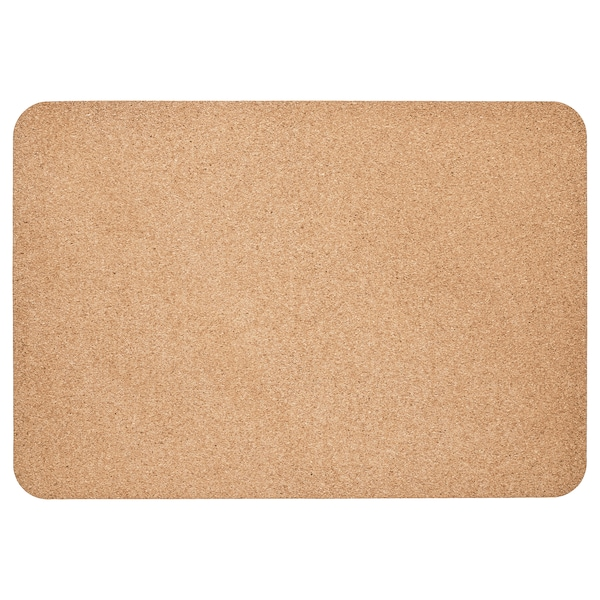 SUSIG ススィグ デスクパッド, コルク, 45x65 cm