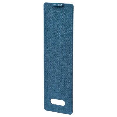 SYMFONISK シンフォニスク ブックシェルフ型スピーカー用フロントカバー, ブルー