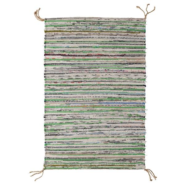 TÅNUM トーヌム ラグ 平織り, アソートカラー, 60x90 cm