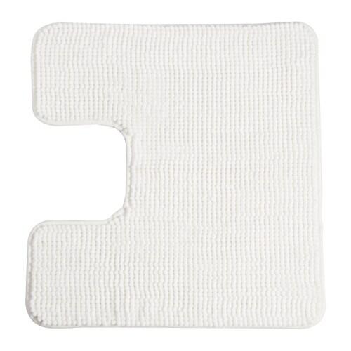 IKEA TOFTBO Bath Mat White