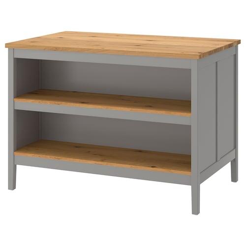 IKEA トルンヴィーケン アイランドキッチン