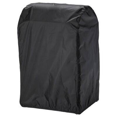 TOSTERÖ トステロー バーベキューグリル用カバー, ブラック, 72x52 cm