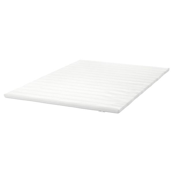 TUDDAL トゥダール マットレスパッド, ホワイト, 140x200 cm
