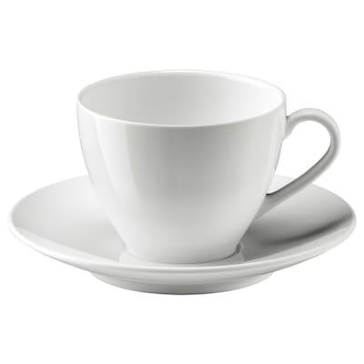 VÄRDERA ヴェデーラ コーヒーカップ&ソーサー, 20 cl