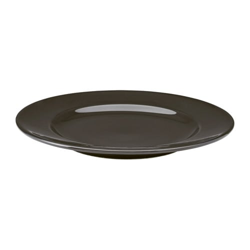 VARDAGEN サイドプレート IKEA 流行に左右されないシンプルなテーブルウェア。トラディショナルスタイルの丸みのあるやさしい形と細部へのこだわりが、テーブルに並べた料理を美しく縁取ります