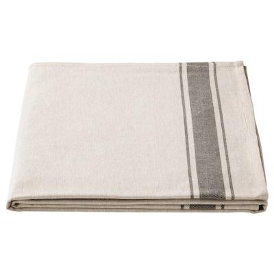 VARDAGEN ヴァルダーゲン テーブルクロス, ベージュ, 145x240 cm