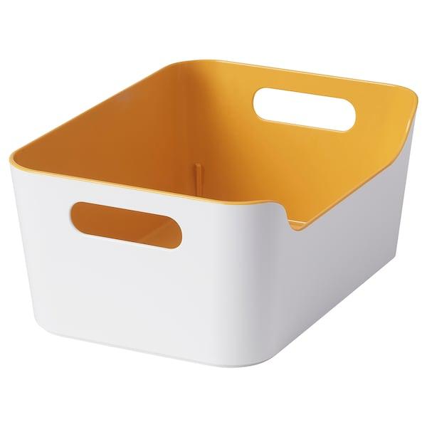 VARIERA ヴァリエラ ボックス, オレンジ, 24x17 cm