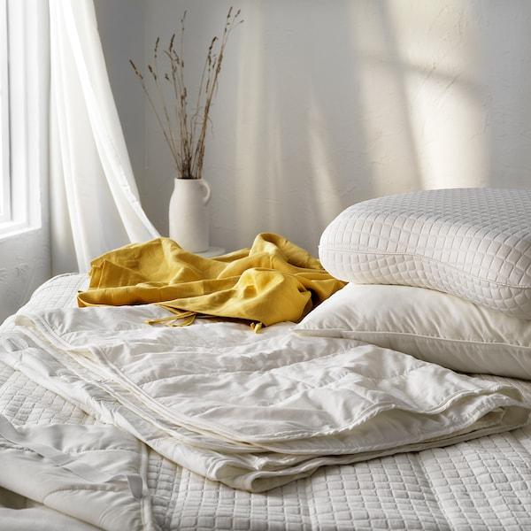 VÅRSTARR ヴォールスタッル 掛け布団 ひんやり冷感, 200x200 cm