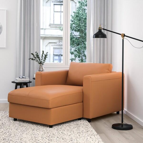 VIMLE ヴィムレ 寝椅子, グラン/ボームスタード ゴールデンブラウン
