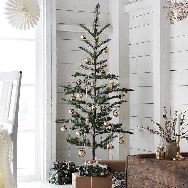 VINTER 2020 ヴィンテル 2020 アートプラント, 室内/屋外用/クリスマスツリー グリーン, 150 cm