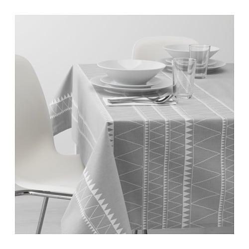 VINTER 2017 テーブルクロス IKEA テーブルを傷や汚れから守り、食卓をおしゃれに演出します