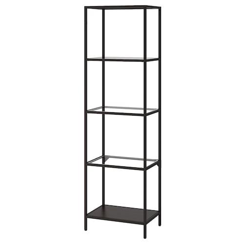 IKEA ヴィットショー シェルフユニット