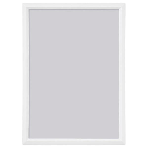 YLLEVAD イレヴァード フレーム, ホワイト, 13x18 cm
