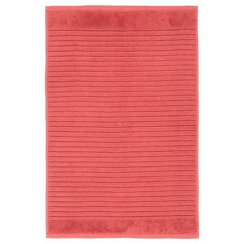 ALSTERN bath mat light red 60 cm 40 cm 0.24 m² 900 g/m²
