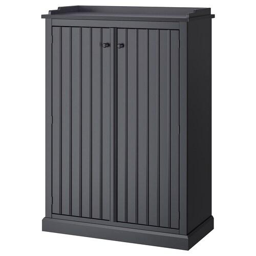 ARKELSTORP sideboard black 93 cm 46 cm 134 cm