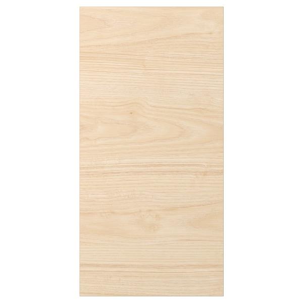 ASKERSUND Door, light ash effect, 30x60 cm