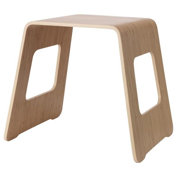 BENGTHÅKAN Stool, bamboo veneer