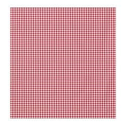 BERTA RUTA fabric, medium check, red