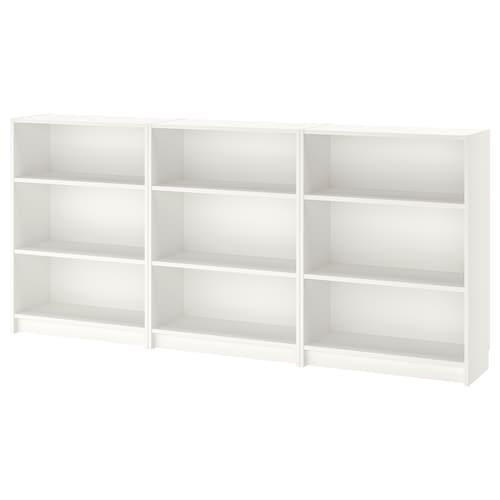 BILLY bookcase white 240 cm 28 cm 106 cm 30 kg