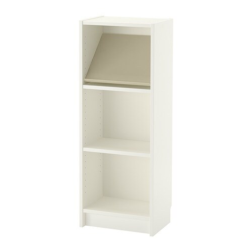 Incredible Billy Bottna Bookcase With Display Shelf White Beige Home Interior And Landscaping Transignezvosmurscom