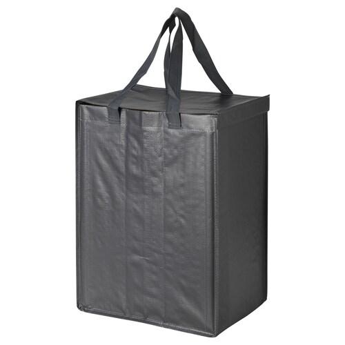 DIMPA waste sorting bag dark grey 22 cm 35 cm 45 cm 15 kg 35 l