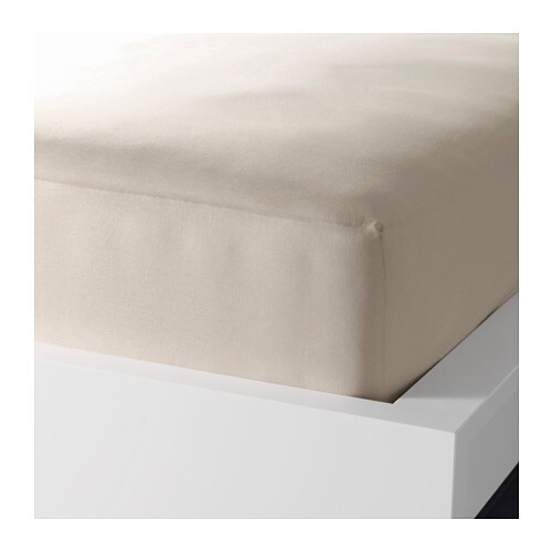 Dvala fitted sheet 90x200 cm ikea for Ikea sheets review
