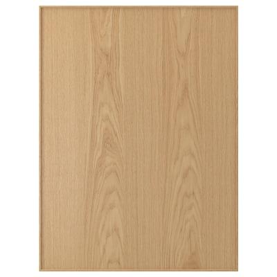 EKESTAD Door, oak, 60x80 cm
