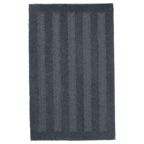 EMTEN bath mat dark grey 80 cm 50 cm 0.40 m²