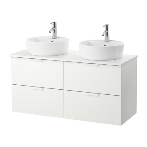 GODMORGON/TOLKEN / TÖRNVIKEN Wsh-stnd w countertop 45 wsh-basin IKEA 10 year guarantee.   Read about the terms in the guarantee brochure.
