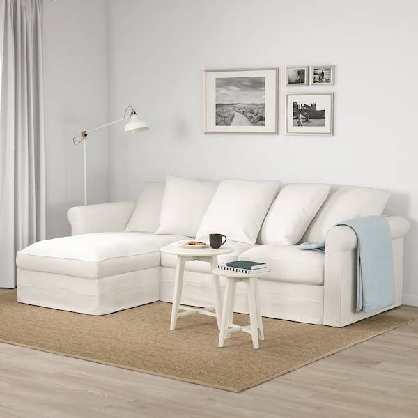 3 Seat Sofa With Chaise Longue