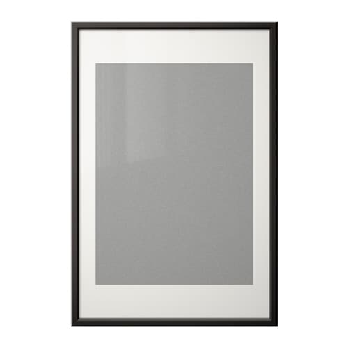 GUNNABO Frame IKEA You can choose to frame your picture in different ways; close to the front or behind the box frame insert to add depth.