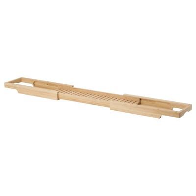 HAVERN Bath rack, extendable, bamboo
