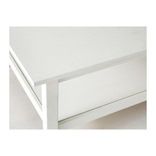 - HEMNES Coffee Table - Black-brown - IKEA
