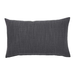 HILLARED cushion cover, anthracite