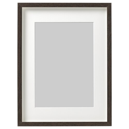 HOVSTA frame dark brown 30 cm 40 cm 21 cm 30 cm 20 cm 29 cm 32 cm 42 cm