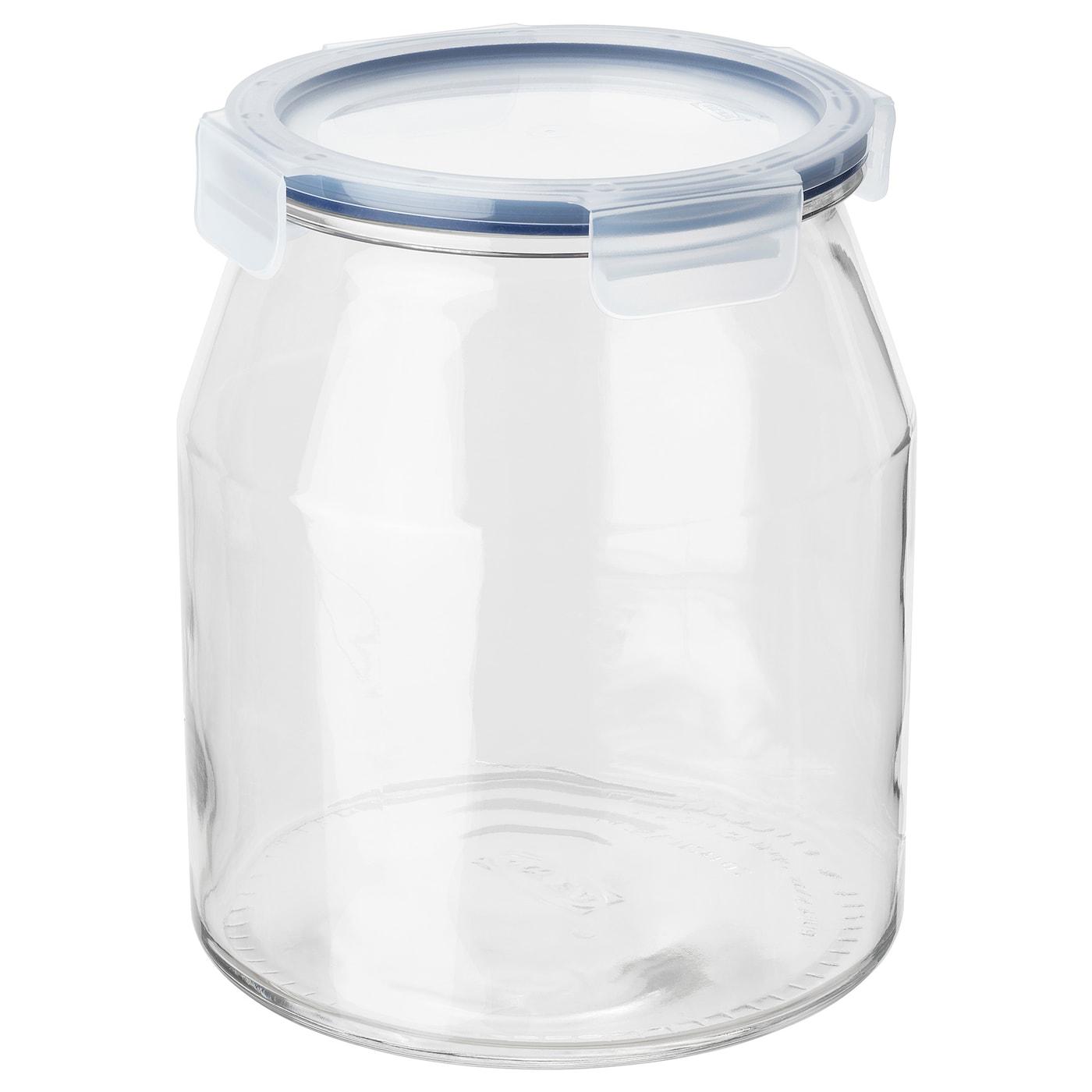 Ikea 365 Jar With Lid Gl Plastic