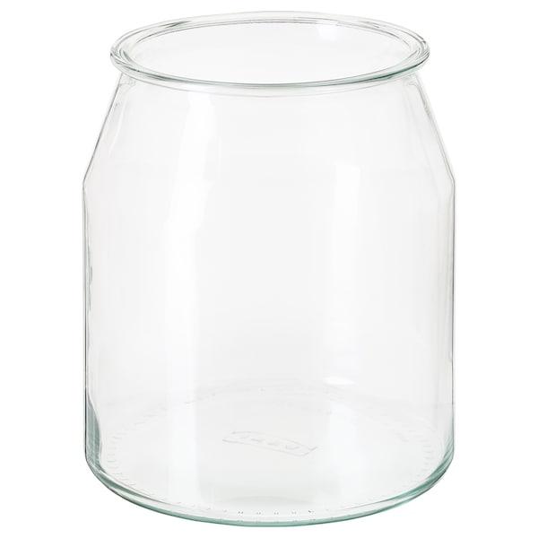 Ikea 365 Jar Round Gl