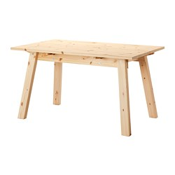 INDUSTRIELL table, pine