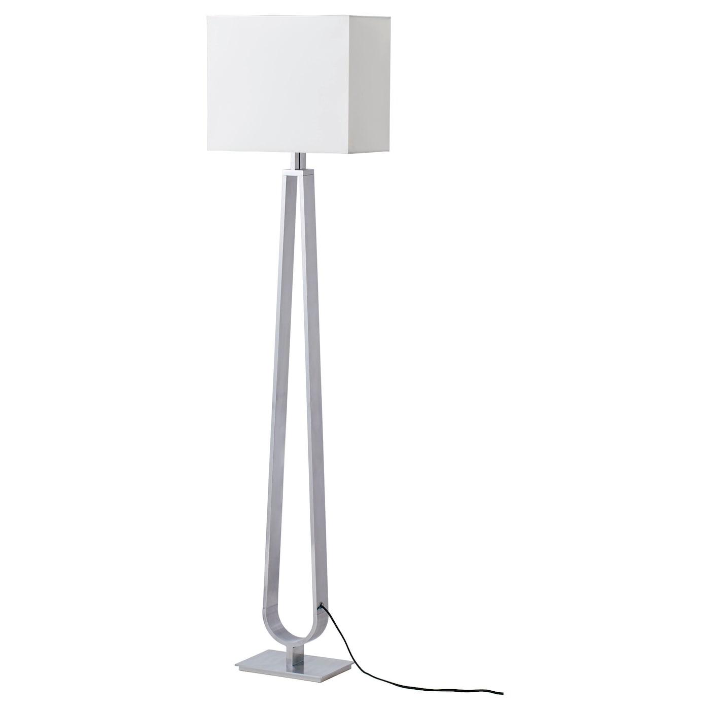 Klabb Floor Lamp Off White Ikea