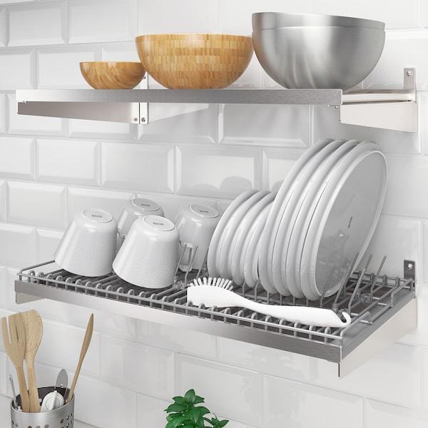 KUNGSFORS dish drainer 60 cm 30 cm 10 cm