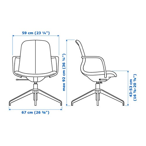 LNGFJLL Swivel Chair