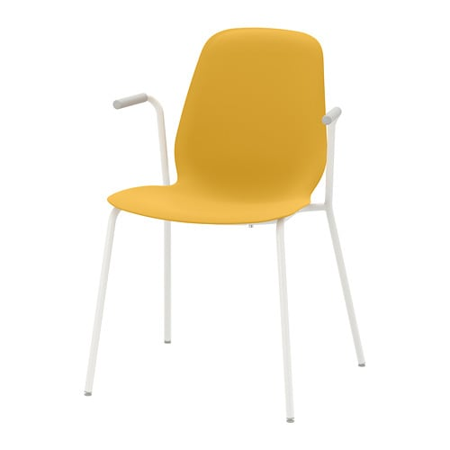 LEIFARNE Chair with armrests
